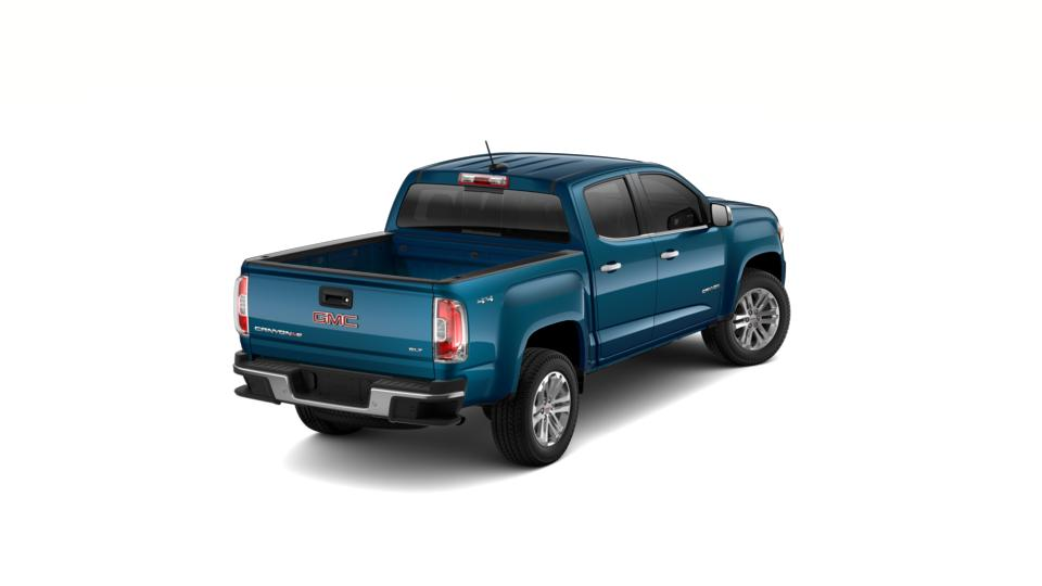 New 2019 GMC Canyon Blue Emerald Metallic Truck for sale in Danvers, MA - 19018