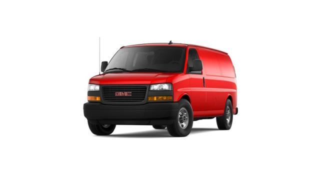 New 2019 GMC Savana Cargo Van 2500 Regular Wheelbase Rear-Wheel Drive