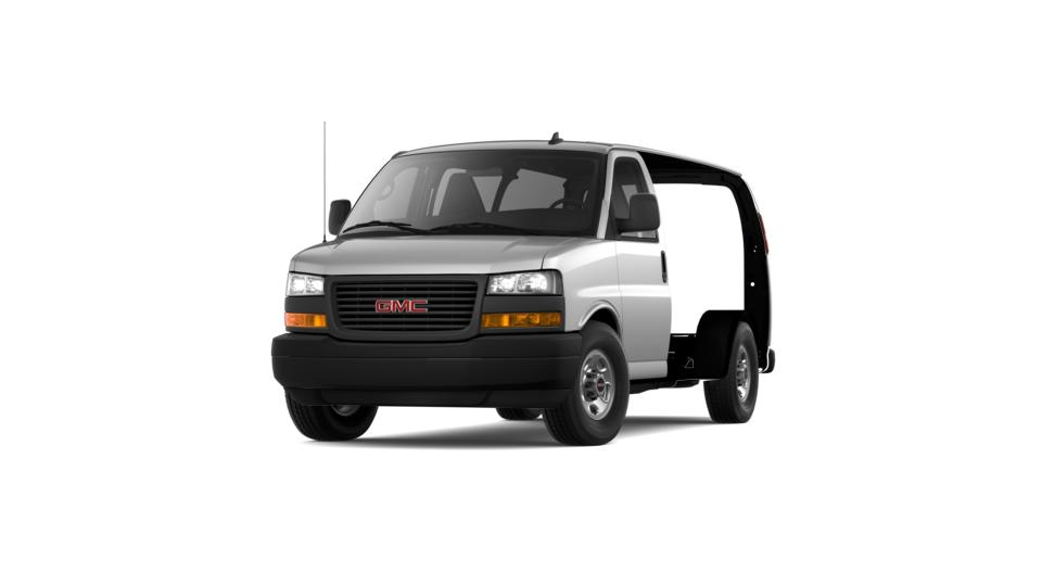 2019 GMC Savana Cargo Van Vehicle Photo in Frederick, MD 21704