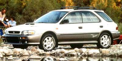 1997 Subaru Legacy Wagon Vehicle Photo in Bridgewater, NJ 08807