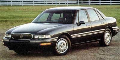 1997 Buick LeSabre Vehicle Photo in Redding, CA 96002