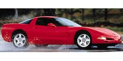 1997 Chevrolet Corvette Vehicle Photo in Warrensville Heights, OH 44128