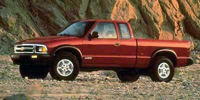1997 Chevrolet S-10 Vehicle Photo in San Angelo, TX 76903