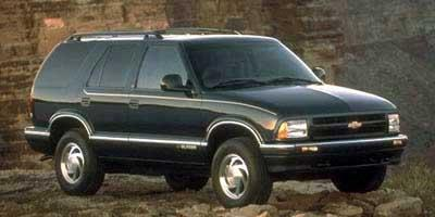 1997 Chevrolet Blazer Vehicle Photo in Danville, KY 40422