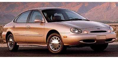 1997 Ford Taurus Vehicle Photo in Redding, CA 96002