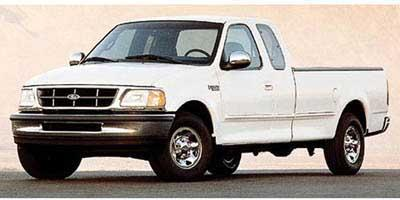 1997 Ford F-150 Vehicle Photo in Austin, TX 78759