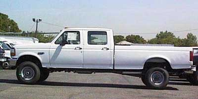 1997 Ford F-350 Crew Cab Vehicle Photo in Colorado Springs, CO 80920