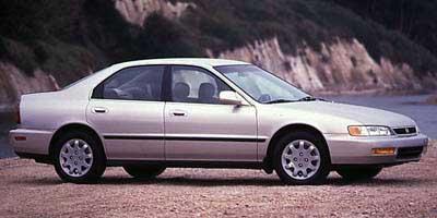 1997 Honda Accord Sedan Vehicle Photo in Colorado Springs, CO 80905