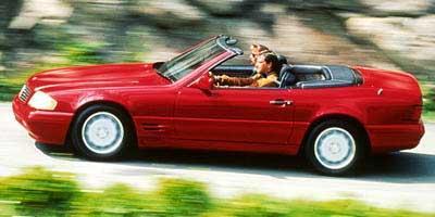 1997 Mercedes-Benz SL-Class Vehicle Photo in Puyallup, WA 98371