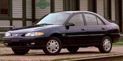 1997 Mercury Tracer Vehicle Photo in Augusta, GA 30907