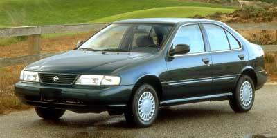 1997 Nissan Sentra Vehicle Photo in Joliet, IL 60435