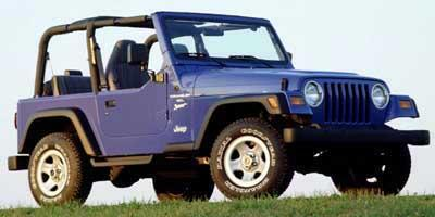 1997 Jeep Wrangler Vehicle Photo in Plainfield, IL 60586-5132