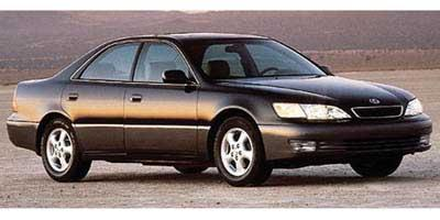 1997 Lexus ES 300 Luxury Sport Sdn Vehicle Photo in Kansas City, MO 64118