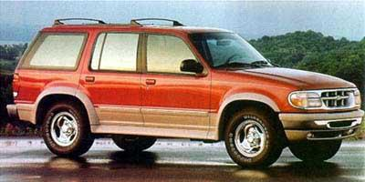 1997 Ford Explorer Vehicle Photo in Richmond, VA 23231