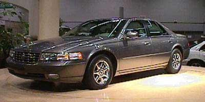 1998 Cadillac Seville Vehicle Photo in Vincennes, IN 47591