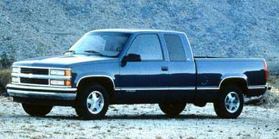 1998 Chevrolet C/K 1500 Vehicle Photo in Winnsboro, SC 29180