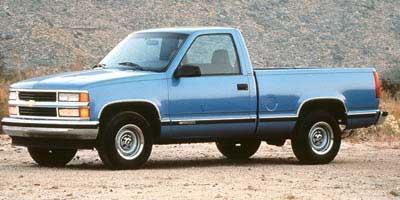 1998 Chevrolet C/K 1500 Vehicle Photo in Tarpon Springs, FL 34689