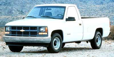 1998 Chevrolet C/K 1500 Work Vehicle Photo in Oklahoma City, OK 73162