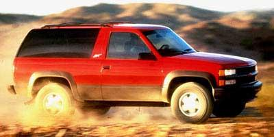 1998 Chevrolet Tahoe Vehicle Photo in Spokane, WA 99207