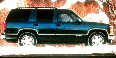 1998 Chevrolet Tahoe Vehicle Photo in Raton, NM 87740