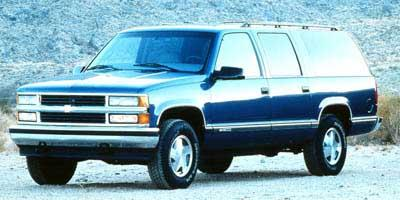 1998 Chevrolet Suburban Vehicle Photo in Lincoln, NE 68521