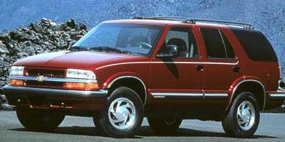 1998 Chevrolet Blazer Vehicle Photo in Richmond, VA 23231
