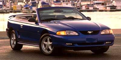 1998 Ford Mustang Vehicle Photo in Augusta, GA 30907