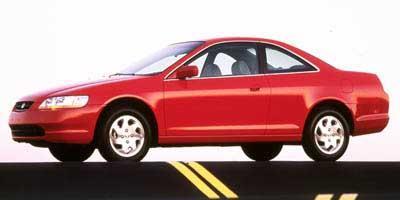 1998 honda accord coupe black