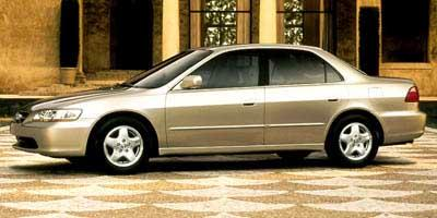 1998 Honda Accord Sedan Vehicle Photo in Casper, WY 82609