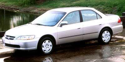 1998 Honda Accord Sedan Vehicle Photo in Danville, KY 40422
