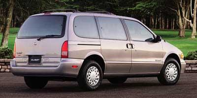 1998 Nissan Quest Vehicle Photo in Bend, OR 97701