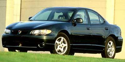 1998 Pontiac Grand Prix Vehicle Photo in Boonville, IN 47601