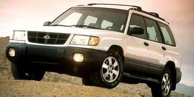 1998 Subaru Forester Vehicle Photo in Austin, TX 78759
