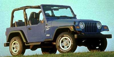 1998 Jeep Wrangler Vehicle Photo in Rockville, MD 20852