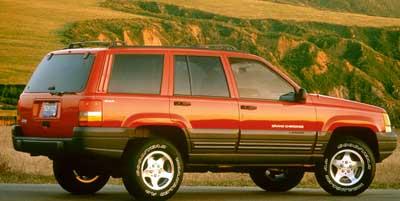 1998 Jeep Grand Cherokee Vehicle Photo in Colorado Springs, CO 80920