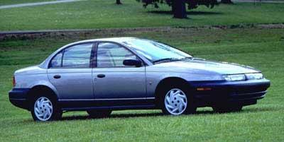 1998 Saturn SL Vehicle Photo in Joliet, IL 60435