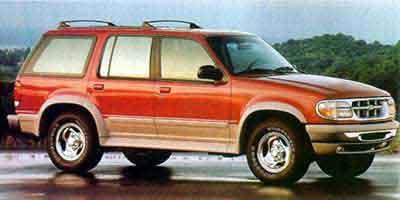 1998 Ford Explorer Vehicle Photo in Glenview, IL 60025