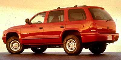 1998 Dodge Durango Vehicle Photo in Colorado Springs, CO 80920