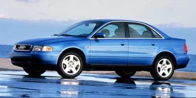 1999 Audi A4 Vehicle Photo in American Fork, UT 84003