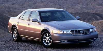 1999 Cadillac Seville for sale in Siloam Springs - 1G6KY5498XU914431
