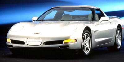 1999 Chevrolet Corvette Vehicle Photo in Nashua, NH 03060