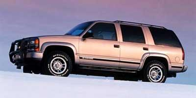 1999 Chevrolet Tahoe Vehicle Photo in Colorado Springs, CO 80905