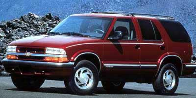 1999 Chevrolet Blazer Vehicle Photo in Spokane, WA 99207