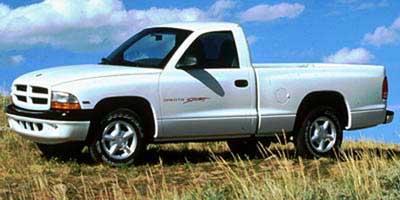 1999 Dodge Dakota Vehicle Photo in Knoxville, TN 37912