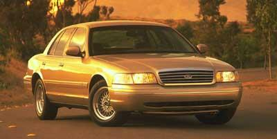 1999 Ford Crown Victoria Police Pkg Vehicle Photo in American Fork, UT 84003