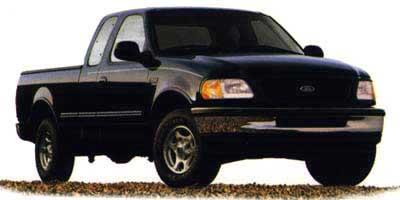 1999 Ford F-150 Vehicle Photo in Twin Falls, ID 83301
