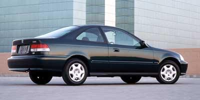 1999 Honda Civic Vehicle Photo in Knoxville, TN 37912