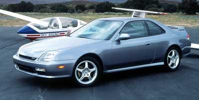 1999 Honda Prelude Vehicle Photo in Colorado Springs, CO 80920