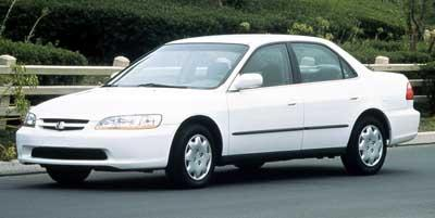 1999 Honda Accord Sedan Vehicle Photo in Queensbury, NY 12804