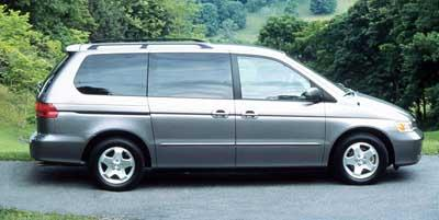 1999 Honda Odyssey Vehicle Photo in Greeley, CO 80634